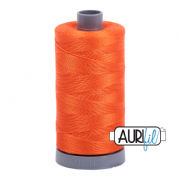 Aurifil 28 Cotton Thread - 1104 (Orange)